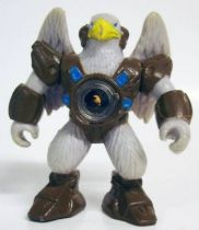Battle Beasts - #77 Blue Eagle (loose without weapon)