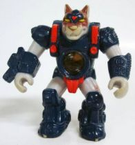 Battle Beasts - #83 Ground Wolf (loose without weapon)