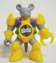Battle Beasts - #88 Brain Mouse (loose without weapon)
