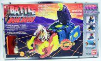 Battle Builders - Deadly Decibel with The Silencer - ToyBiz Bandai