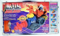 Battle Builders - Rig Ripper & T-Wreck / Ecorcheur & Eric le Fragmenteur - ToyBiz Bandai