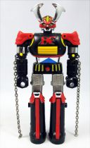 Battle Fever J - Battle Fever Robot & Battle Shark DX - Robot Métal & Véhicule - Popy (loose)
