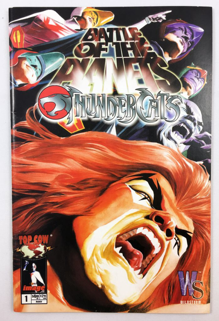 Battle of the Planets & Thundercats - Image Wildstorm Comics n°1
