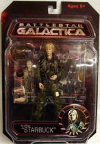 Battlestar Galactica - Diamond Select figure - Kara \'\'Starbuck\'\' Thrace
