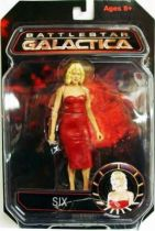 Battlestar Galactica - Diamond Select figure - Six