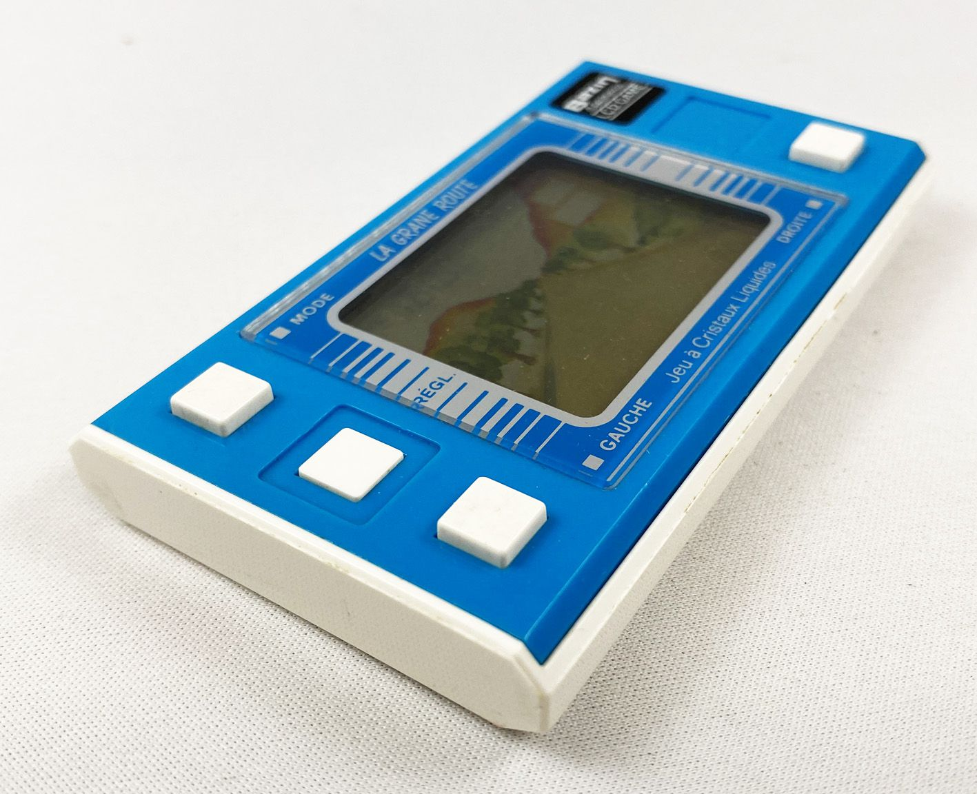 Bazin LCD Game - Handheld Game & Watch - La Grande Route (occasion)
