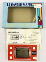 Bazin LCD Game - Handheld Game & Watch - Le Ranger Marin (occasion avec boite)