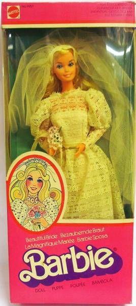 Beautiful Bride Barbie - Mattel 1976 (ref.9907)