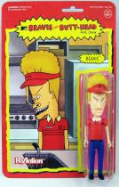Beavis & Butt-Head - Figurine ReAction Super7 - Burger World Beavis