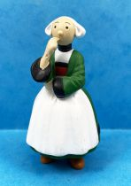 Bécassine - Plastoy PVC Figure 2002 - Thoughtful Bécassine