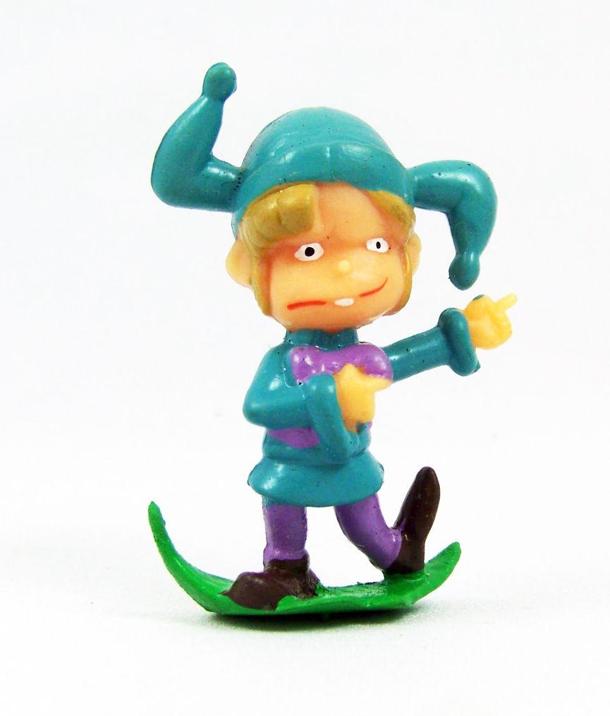 Belfy & Lillibit - Figurine PVC (Tatsunoko Prod.) - Napoleon (Snagglebit) 01