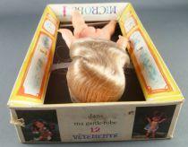 Bella - 19 cm Doll - Microbe 1 Blond Sliping Yes Mint in Box