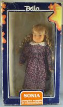 Bella- 35 cm Doll - Sonia 1980 Mint in Box