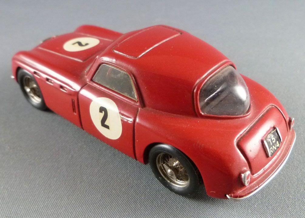 Belle Epoque Maserati 1947 Proto A6 1500 GT Kit Résine Montage Usine 1/43