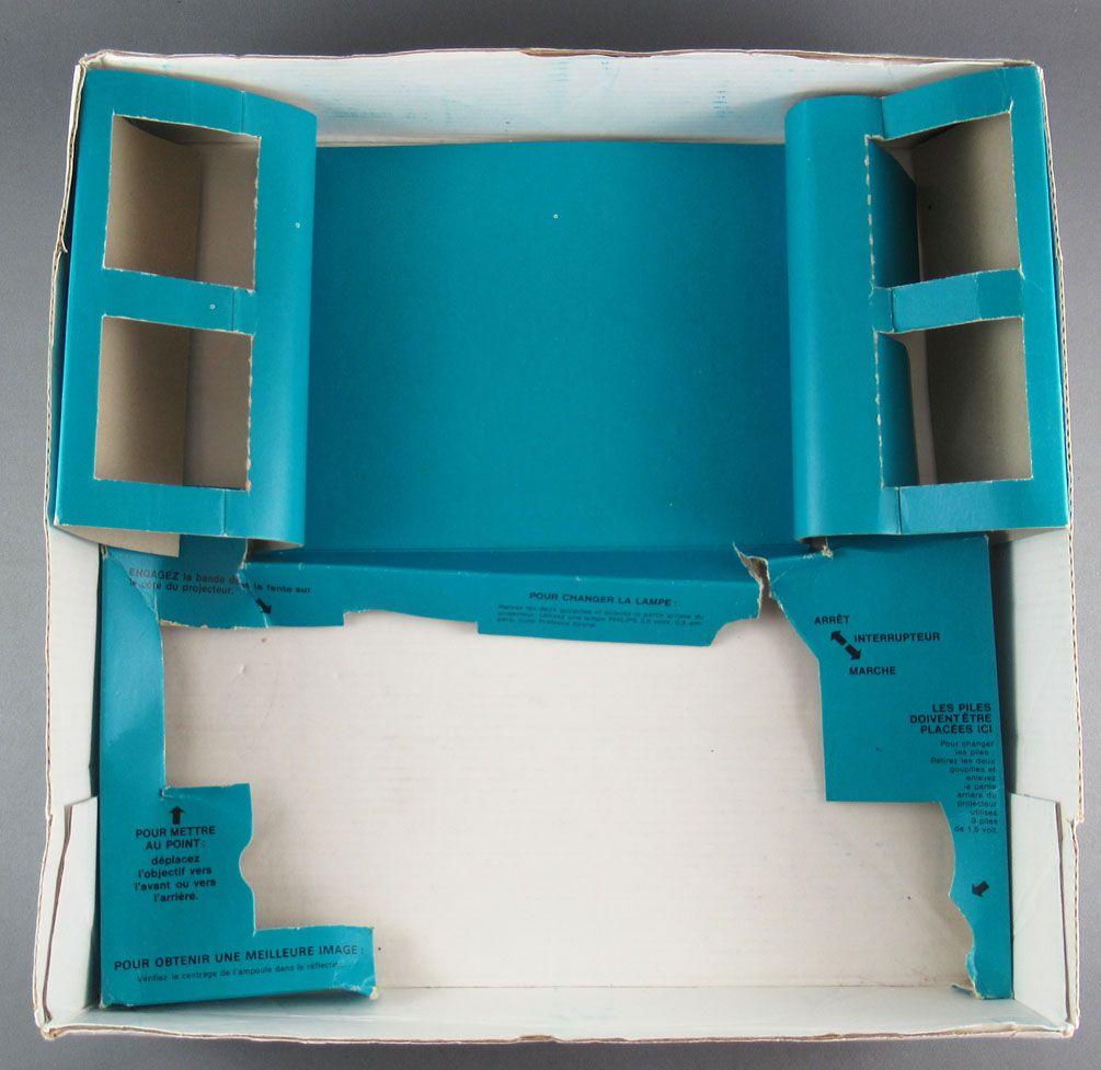 Belle et le clochard - Meccano France 142056 - Minema Projecteur & 56 Vues Fixes Couleurs