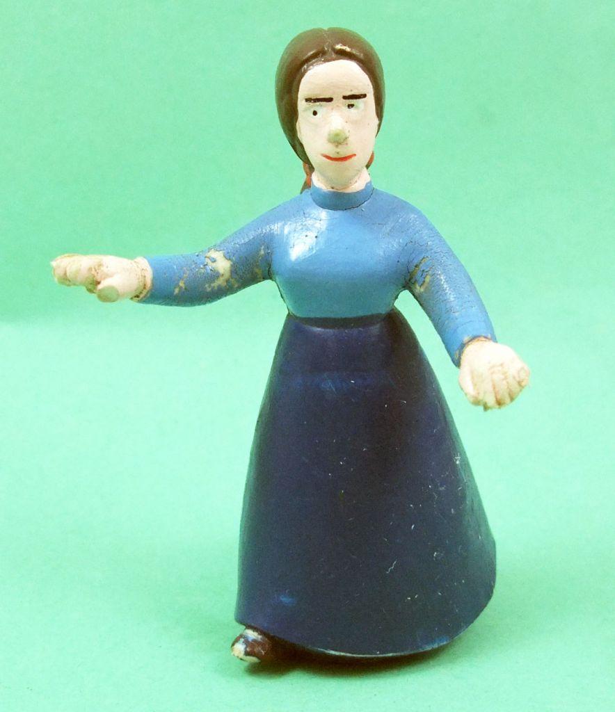 Belle et Sébastien - Figurine PVC Maia Borges - Angélina