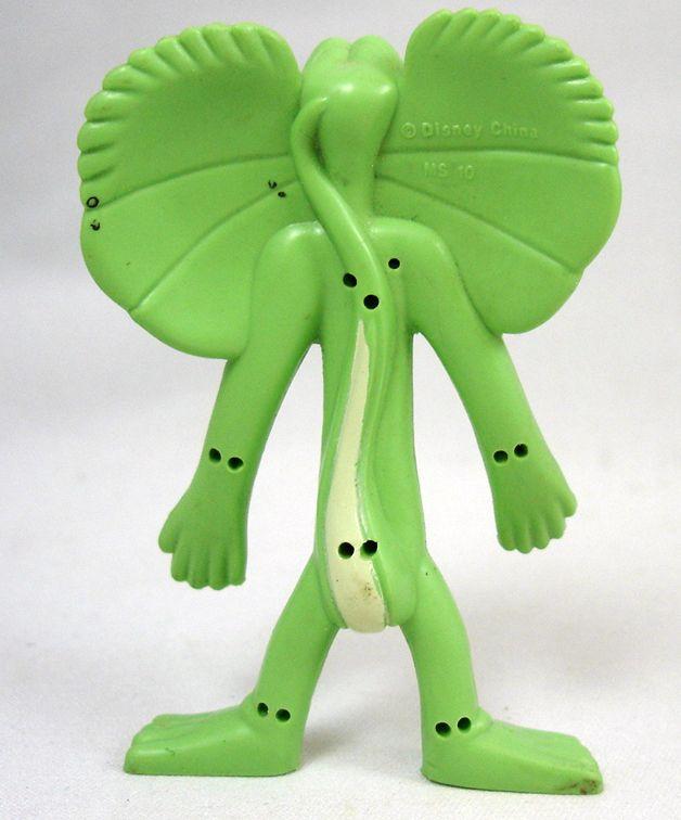 Bernard & Bianca - Figurine flexible - Frank (1)