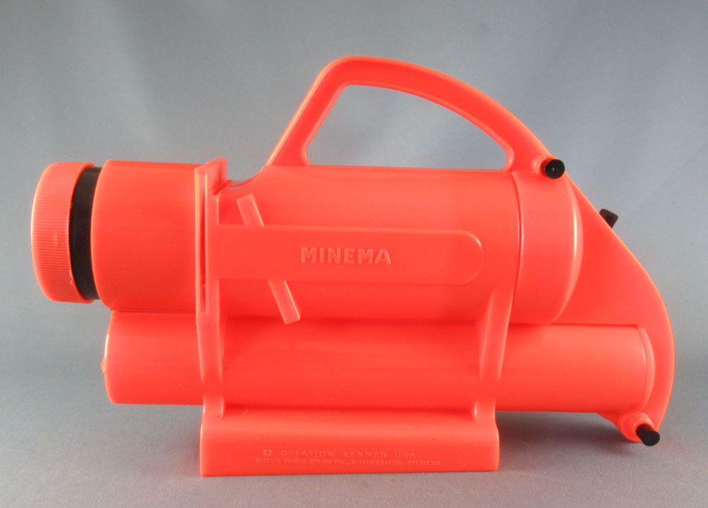 Bernard and Bianca - Meccano France 142057 - Minema Slideshow Projector & 56 Colors Views Mint inBox