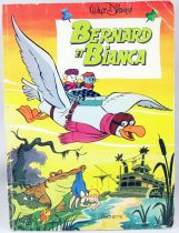 Bernard et Bianca - Bande dessinée - Hachette 1977