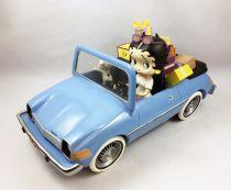 Betty Boop - Avenue of the Stars - Booper car & Betty Boop