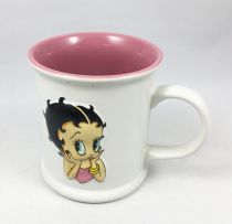 """Betty Boop - Avenue of the Stars - Ceramic Mug \""""Don\'t forget to pamper me\"""""""
