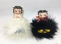 "Betty Boop - Avenue of the Stars - Ceramic Pots ""Small Angel & Small Demon\"""