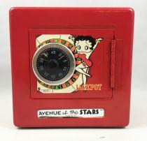 Betty Boop - Avenue of the Stars - Tirelire à Combinaison (Coffre-fort)