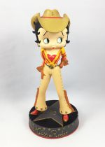 Betty Boop - Statue 26cm Avenue of the Stars - Miss Rodeo Betty Boop