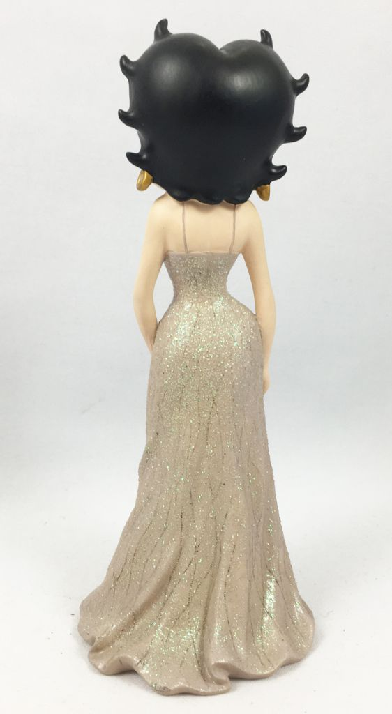 Betty Boop - Statuette 16cm Westland Giftware (2001) - Betty Boop Robe de Soirée