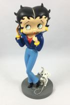 Betty Boop - Statuette 17cm Avenue of the Stars - Betty Boop et son chien