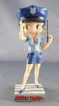 Betty Boop Agent de Police - Figurine Résine M6 Interactions