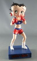 Betty Boop Boxeuse - Figurine Résine M6 Interactions
