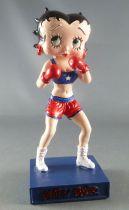 Betty Boop Boxeuse - Figurine Résine M6 Interactions