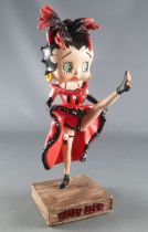 Betty Boop Danseuse de French Cancan - Figurine Résine M6 Interactions