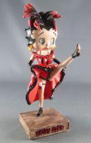 Betty Boop Danseuse de French Cancan - Figurine Résine M6 Interactions