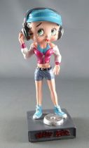Betty Boop Disc Jockey - Figurine Résine M6 Interactions