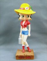 Betty Boop Fermière - Figurine Résine M6 Interactions