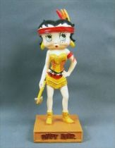 Betty Boop Indienne - Figurine Résine M6 Interactions
