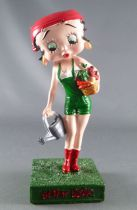 Betty Boop Jardinière - Figurine Résine M6 Interactions