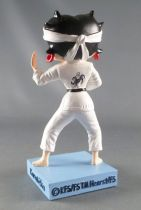 Betty Boop karateka - M6 Interactions Resin Figure