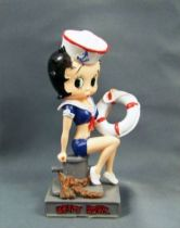 Betty Boop Marine - M6 Interactions Resin Figure