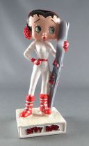Betty Boop Skieuse - Figurine Résine M6 Interactions
