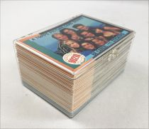 Beverly Hills 90210 - Topps Trading Cards (1991) - Série complète 88 cartes + 11 stickers