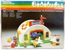 Bidibules - Hasbro (Meccano) - L\'Aéroport (neuf en boite)