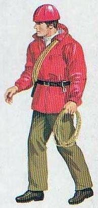 Big Jim - Adventure series - Mountain Rescue Action set (ref.9490)