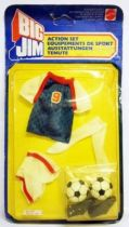 Big Jim - Adventure series - Soccer outfit (ref.4053)