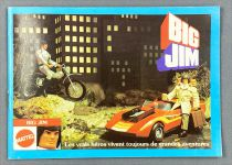 Big Jim - Catalogue Mattel France 1980
