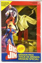 Big Jim - Commando series - Condor Force Wizzard Overlord outfit (ref.9395)