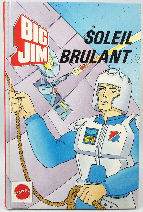 Big Jim - Livre petit format - Soleil Brûlant