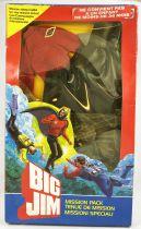 Big Jim - Série Commando - Tenue d\'attaque secrète Force Condor (ref.9398)